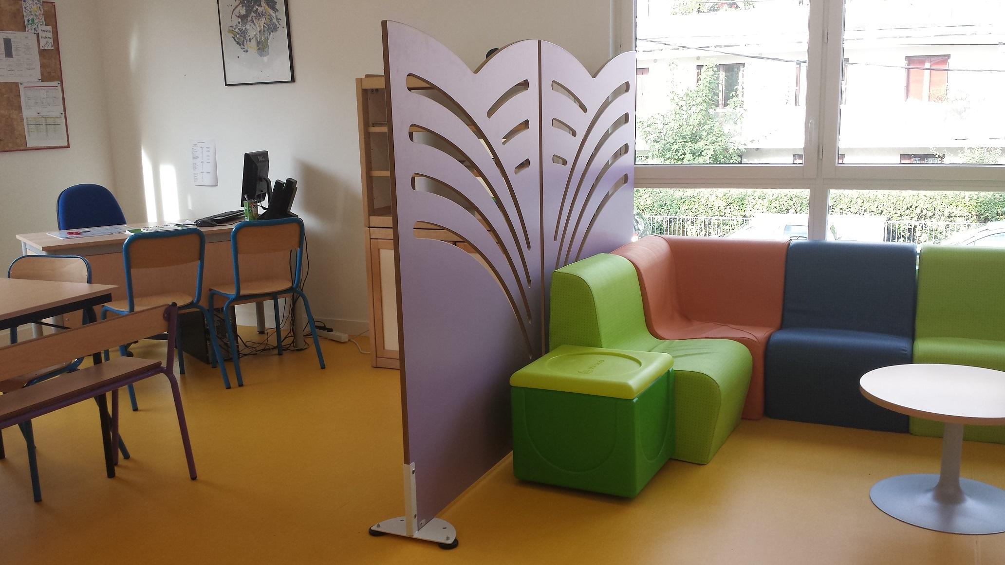 Nouvelle installation mobilier scolaire de collectivit - Mobilier de collectivite ...